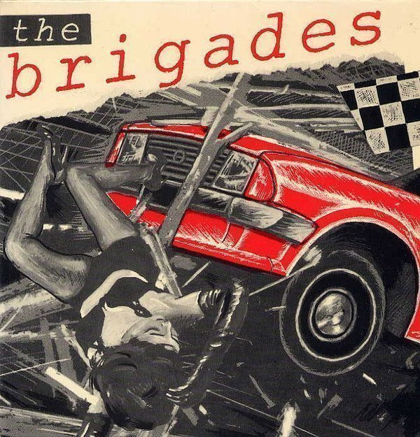 The Brigades - Janis Would Say