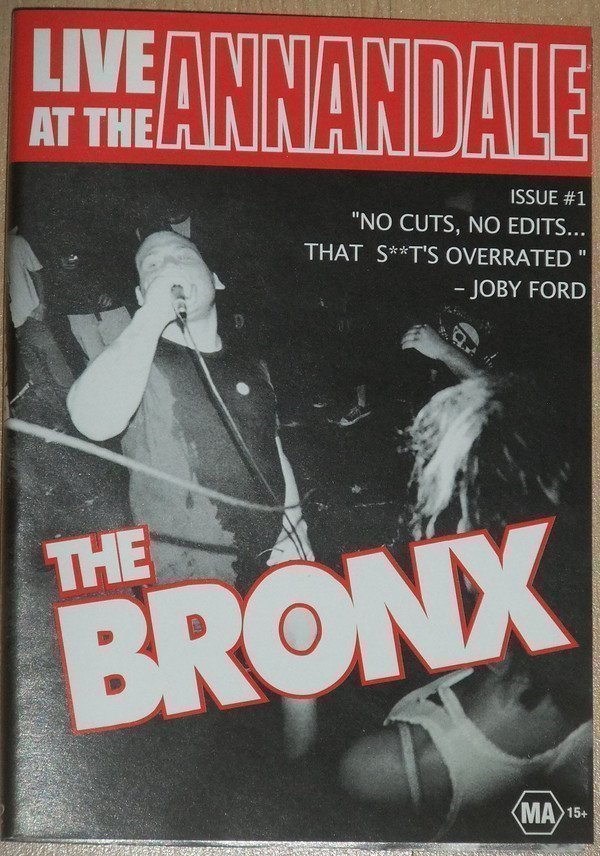 The Bronx - Live At The Annandale