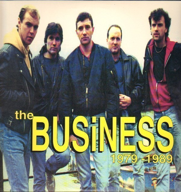 The Business - 1979-1989