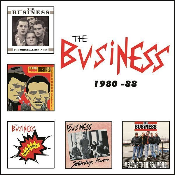 The Business - 1980-88