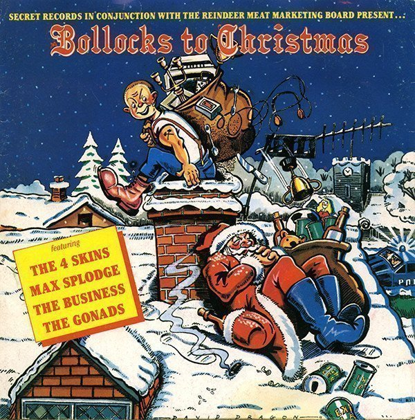 The Business - Bollocks To Christmas