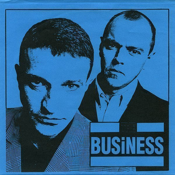 The Business - Do They Owe Us A Living / Harry May