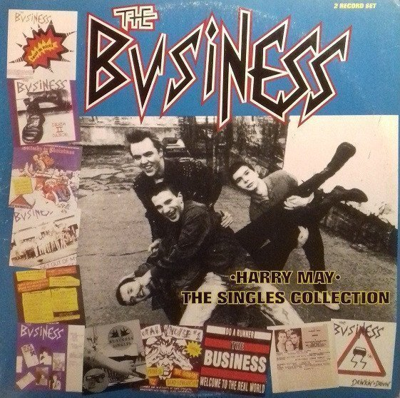 The Business - Harry May - The Singles Collection