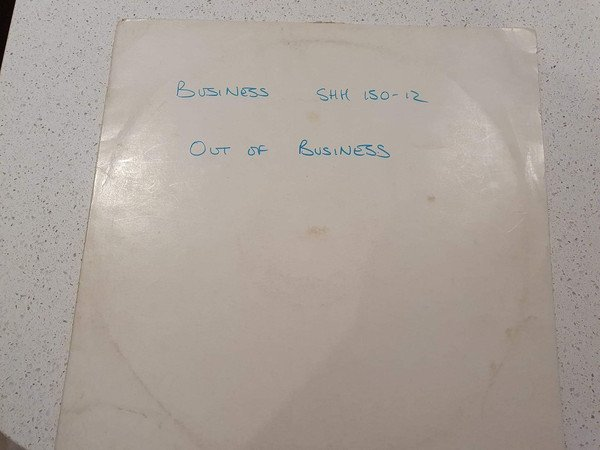 The Business - Out Of Business