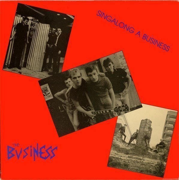 The Business - Singalong A Business