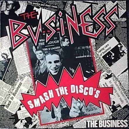 The Business - Smash The Disco