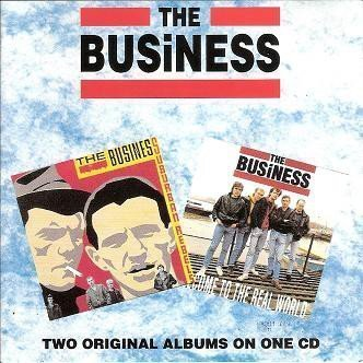 The Business - Suburban Rebels / Welcome To The Real World