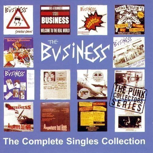 The Business - The Complete Singles Collection