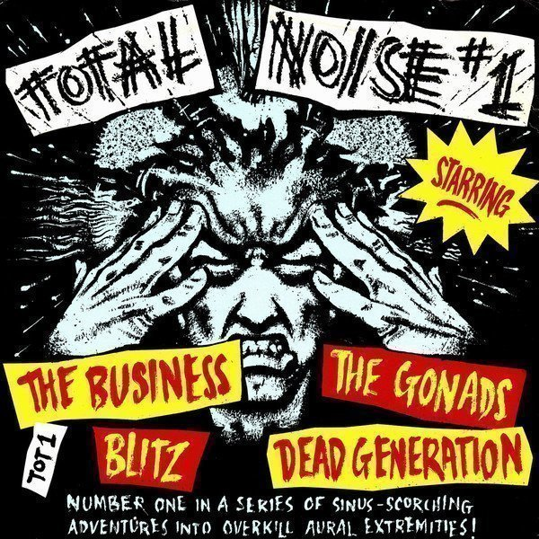The Business - Total Noise #1