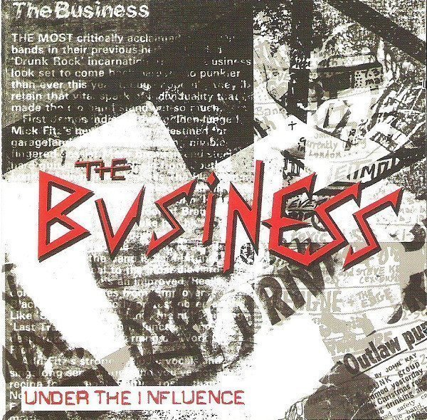 The Business - Under The Influence