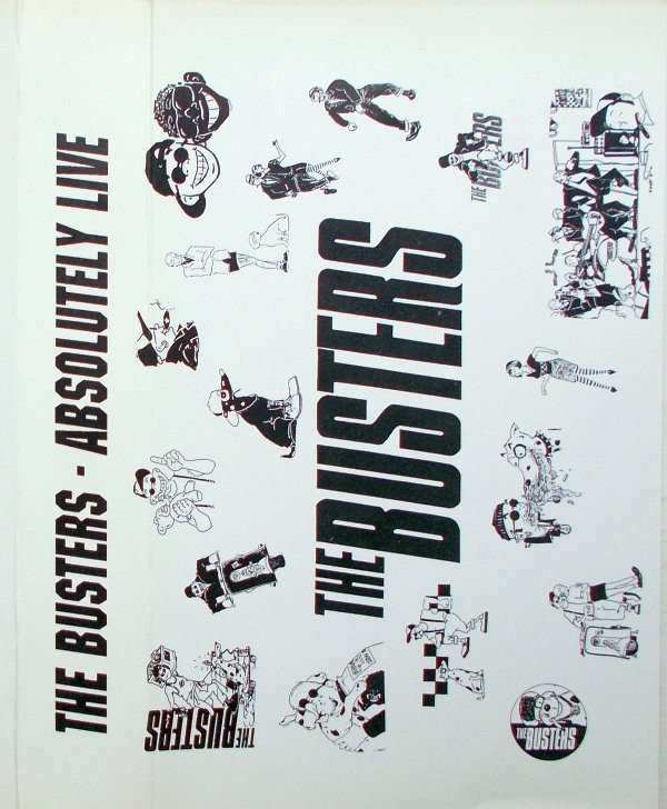The Busters - Absolutely Live