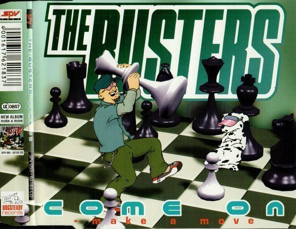The Busters - Come On