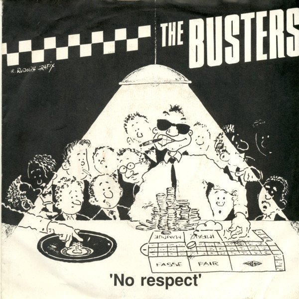 The Busters - No Respect