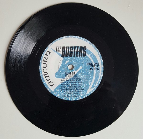 The Busters - Rude Girl