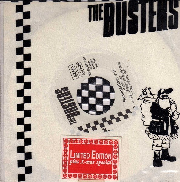 The Busters - Summertime