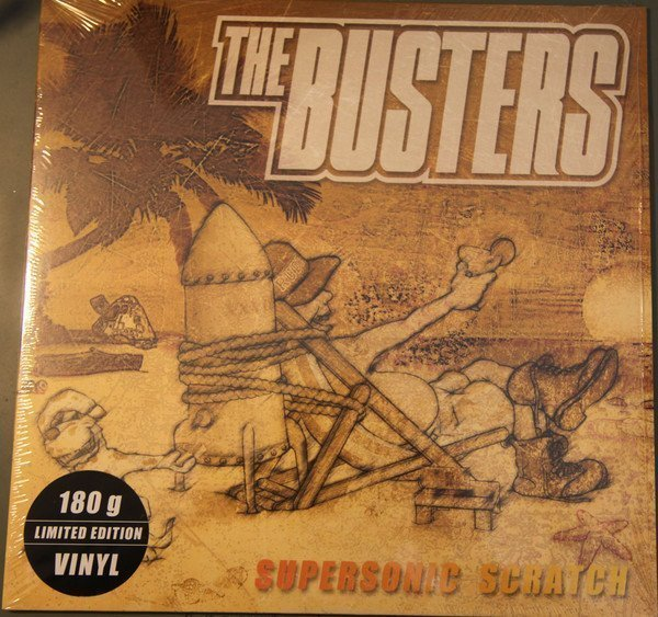 The Busters - Supersonic Scratch