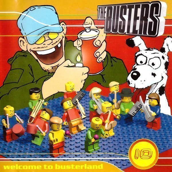 The Busters - Welcome To Busterland