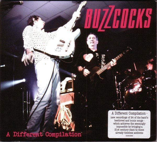 The Buzzcocks - A Different Compilation