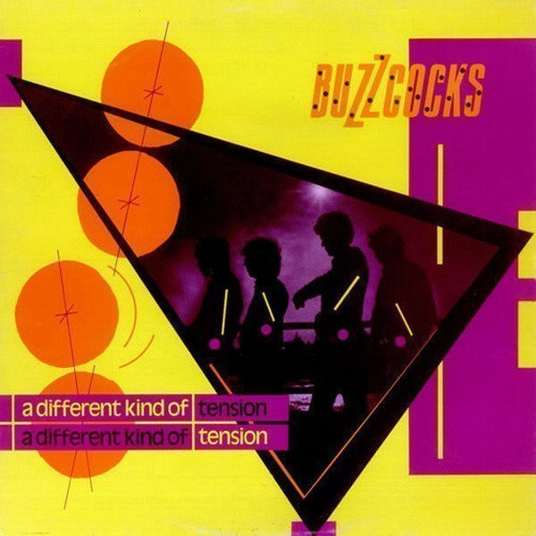 The Buzzcocks - A Different Kind Of Tension