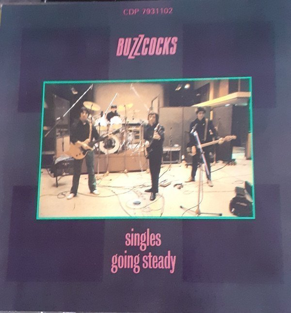 The Buzzcocks - A Different Kind Of Tension/Singles Going Steady