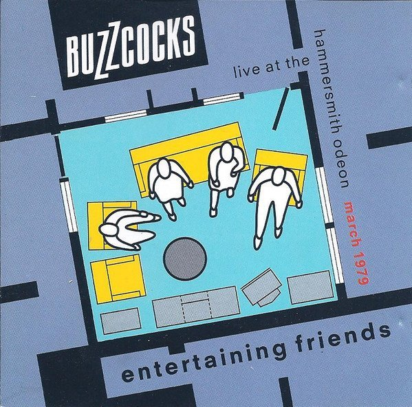 The Buzzcocks - Entertaining Friends - Live At The Hammersmith Odeon March 1979