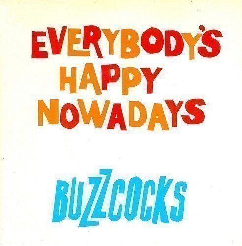 The Buzzcocks - Everybody