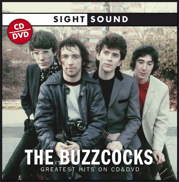 The Buzzcocks - Greatest Hits On CD&DVD