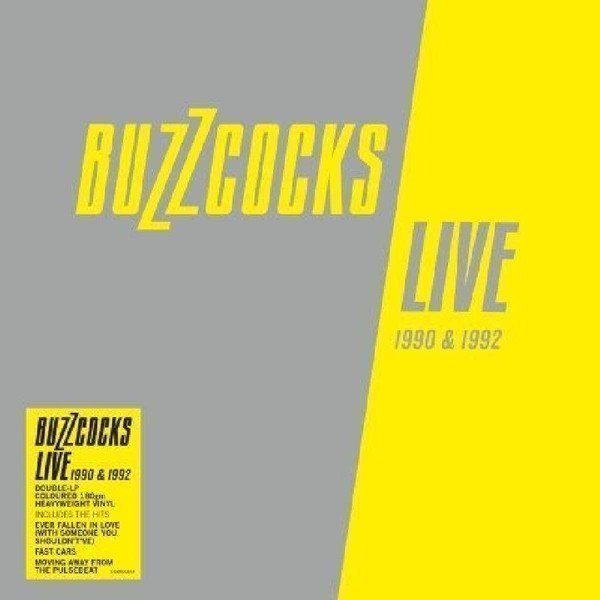 The Buzzcocks - Live 1990 & 1992