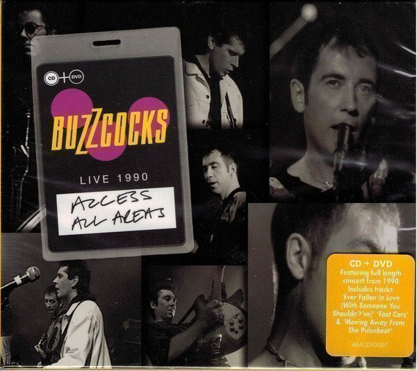 The Buzzcocks - Live 1990