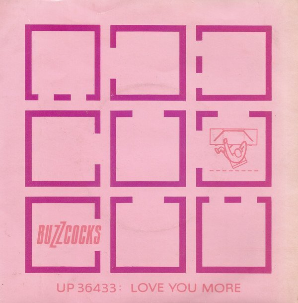The Buzzcocks - Love You More