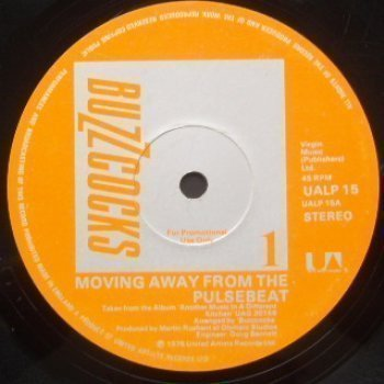 The Buzzcocks - Moving Away From The Pulsebeat
