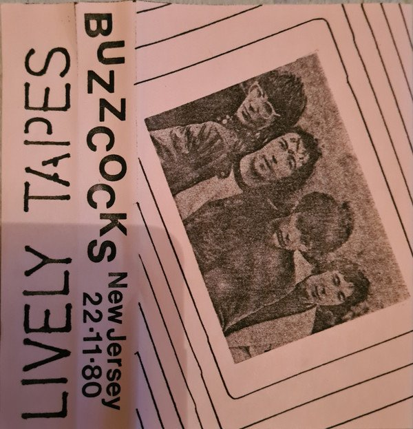 The Buzzcocks - New Jersey 22-11-80