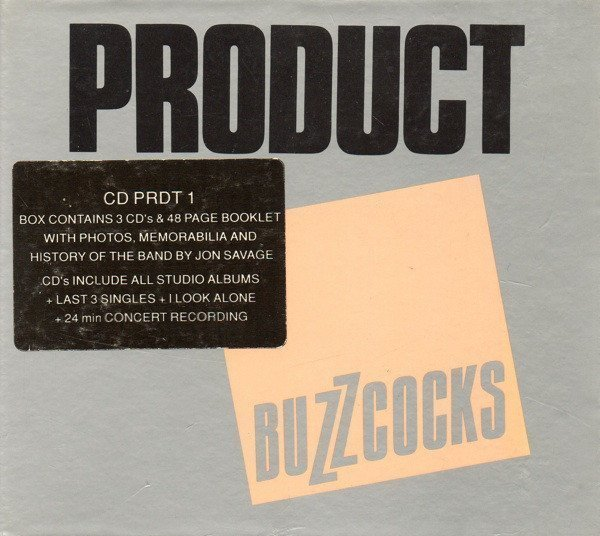 The Buzzcocks - Product