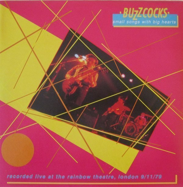 The Buzzcocks - Small Songs With Big Hearts
