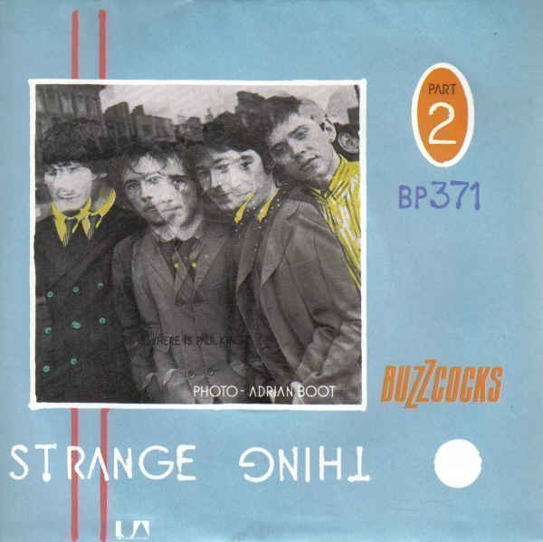 The Buzzcocks - Strange Thing