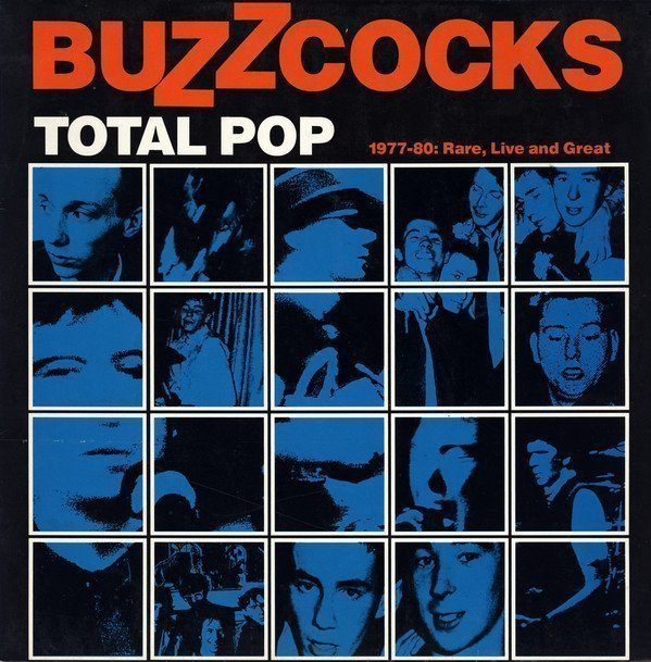 The Buzzcocks - Total Pop 1977-80: Rare, Live And Great