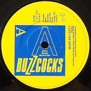 The Buzzcocks - What Do I Get ?