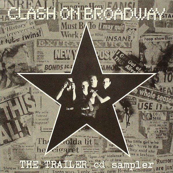 The Clash - Clash On Broadway: The Trailer