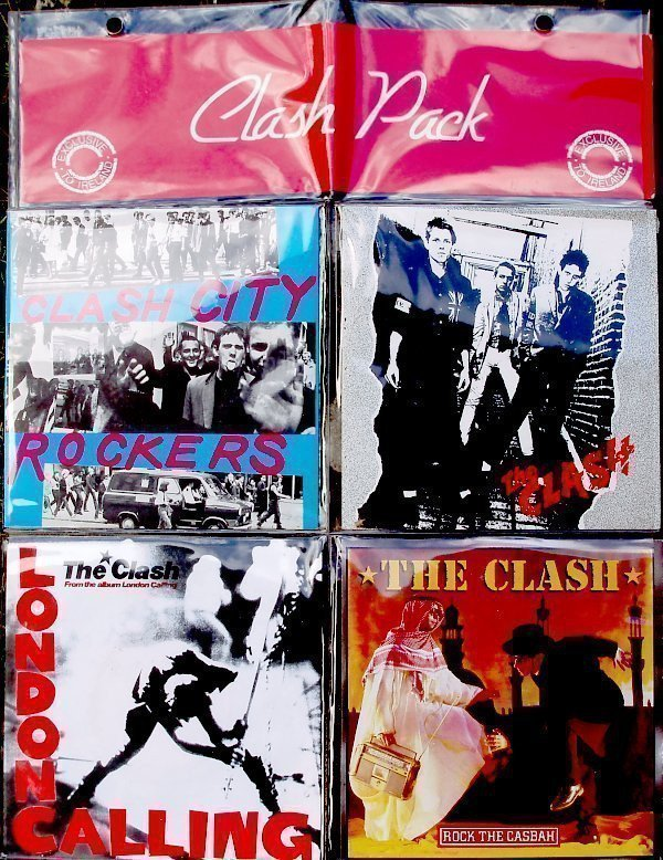 The Clash - Clash Pack