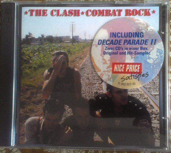 The Clash - Combat Rock / Decade Parade II