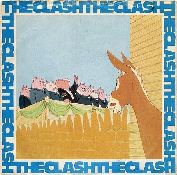 The Clash - English Civil War (Johnny Comes Marching Home)