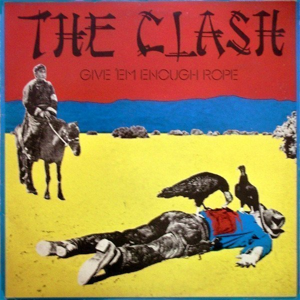 The Clash - Give