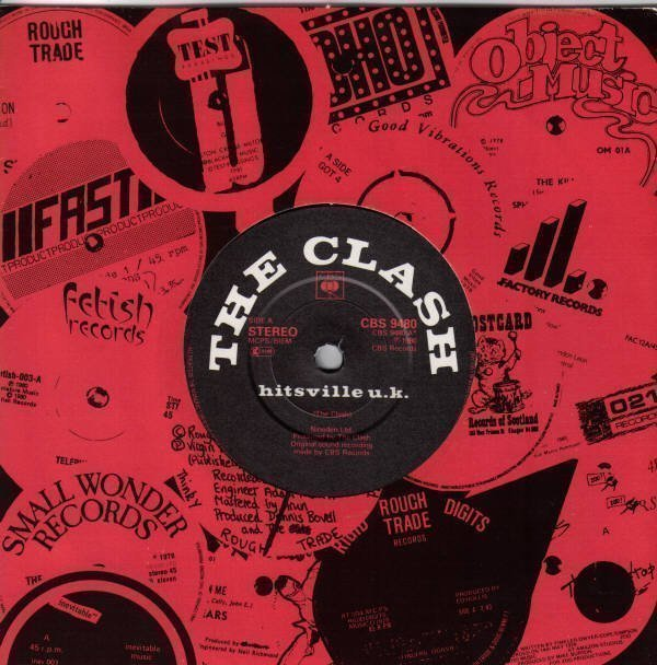 The Clash - Hitsville U.K. / Radio One