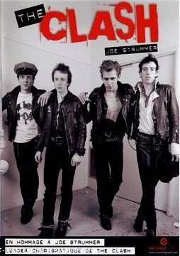 The Clash - Joe Strummer