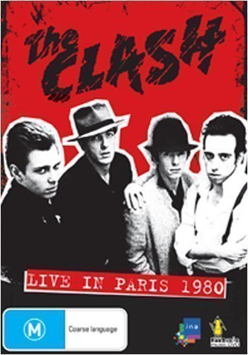 The Clash - Live In Paris 1980