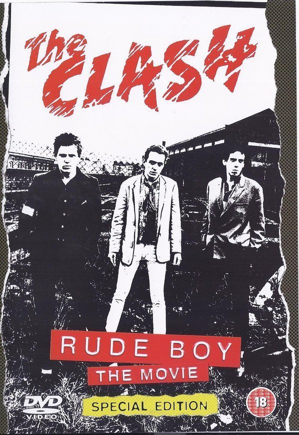 The Clash - Rude Boy - The Movie