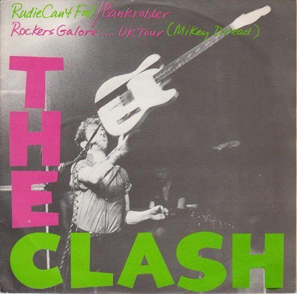 The Clash - Rudie Can