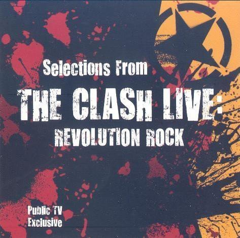 The Clash - Selections From The Clash Live: Revolution Rock