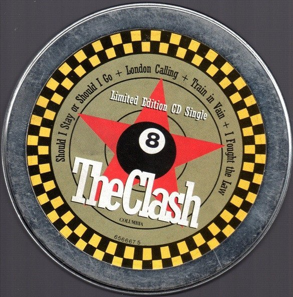The Clash - Should I Stay Or Should I Go · London Calling · Train In Vain · I Fought The Law
