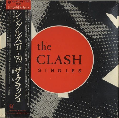 The Clash - Singles = シングルズ